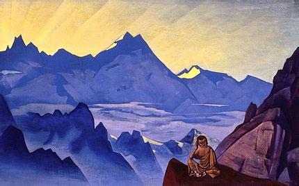 Roerich_Milarepa