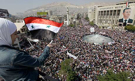 Syrian-pro-government-dem-007